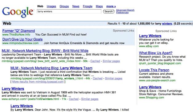 google año 2006